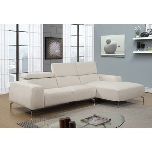 Shop Imogen Sectional by Orren Ellis