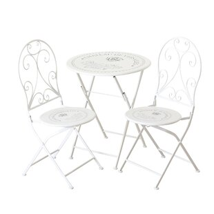 Semaj 2 Seater Bistro Set By Lily Manor