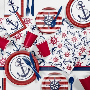 Anchors Away Tableware Set