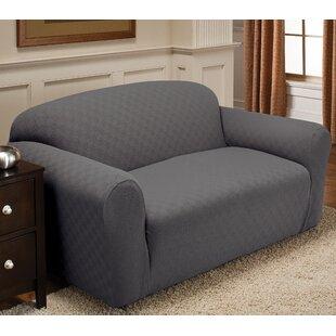 Red Barrel Studio Baltimore-Washington Box Cushion Sofa Slipcover