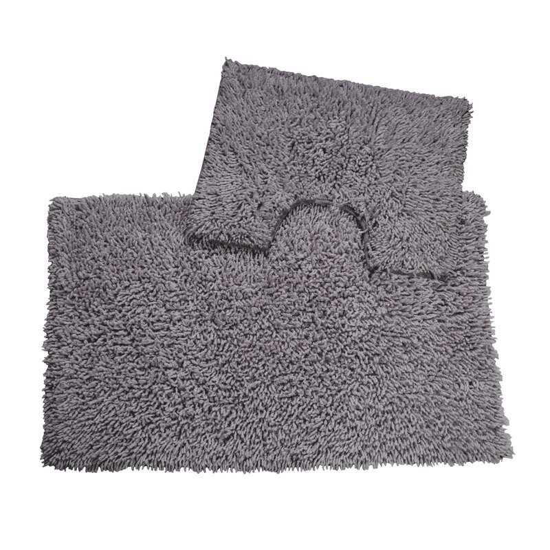 Tumble Twist Bath Mat Set