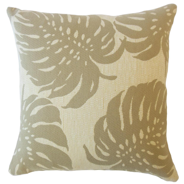 Bayou Breeze Maiah Floral Down Filled Lumbar Pillow Wayfair