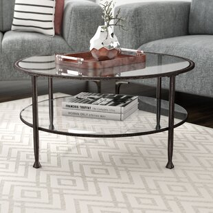 Collingdale Coffee Table by Mercury Row