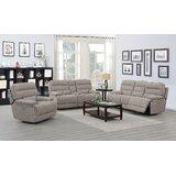 Rennan 2 Piece Reclining Living Room Set by Red Barrel Studio®