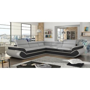 Almeta Sleeper Sectional by Latitude Run Today Only Sale