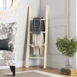 Decor Collection Vintage Blanket Ladder
