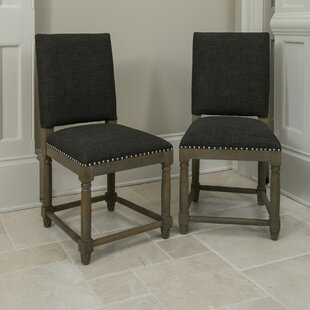 Winston Side Chair (Set of 2) The Bella Collection