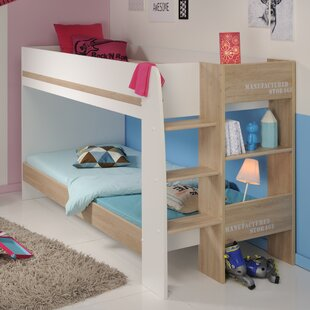 Affordable Deramus Twin over Twin Bunk Bed by Zoomie Kids Reviews (2019) & Buyer's Guide