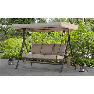 Beeson Porch Swing with Stand by Williston Forge
