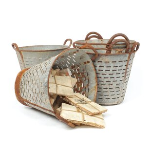 Laurel Foundry Modern Farmhouse Melissa Basket Hanging Light