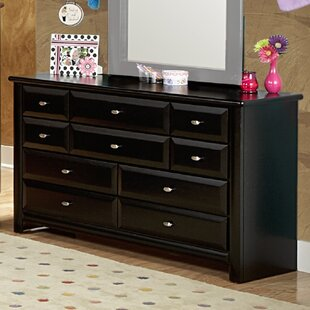 Reviews Eldon 9 Drawer Double Dresser by Harriet Bee Reviews (2019) & Buyer's Guide