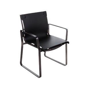 Tioga Upholstered Dining Chair by Orren E..