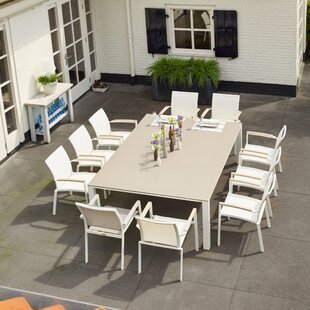 Orren Ellis Robards 11 Piece Dining Set