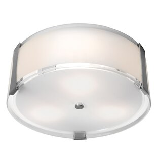 Pastrana LED Outdoor Flush..