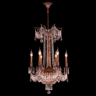 Astoria Grand Reimer Cottage 9-Light Empire Chandelier