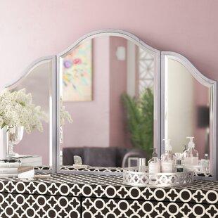 Best Emerita Bathroom/Vanity Mirror ByRosdorf Park