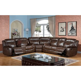Compare Dominika Reclining Sectional by Red Barrel Studio Reviews (2019) & Buyer's Guide