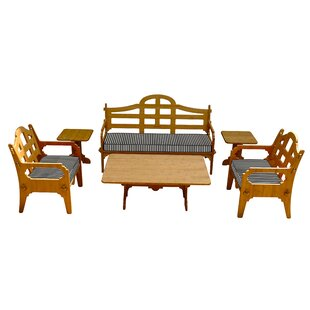 Burliegh 6 Piece Sofa Set with..