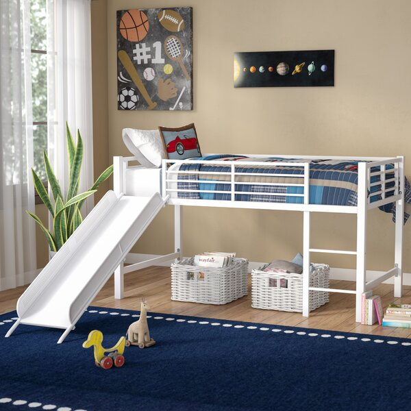 Crib Size Bunk Beds Wayfair