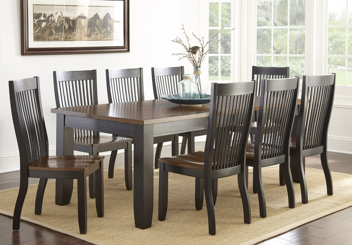 Three Posts Griffey Extendable Dining Table & Reviews | Wayfair