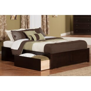 Wrington Storage Platform Bed