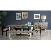 Ivanna 2 Piece Dining Set by Union Rustic