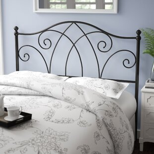 Inexpensive Starkes Open-Frame Headboard by Andover Mills