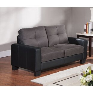 Shop Lucious Loveseat by Ebern Designs