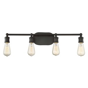 Bathroom Vanity Lights For Sale oil rubbed bronze bathroom vanity lighting | wayfair