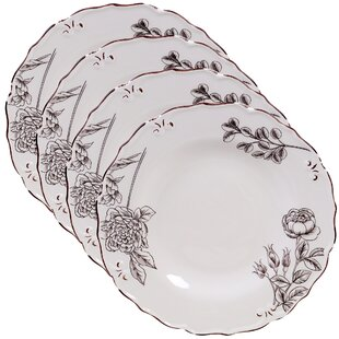 Coweta Vintage Dinner Plate (Set of 4)