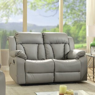 Waymire Reclining Loveseat by Red Barrel Studio