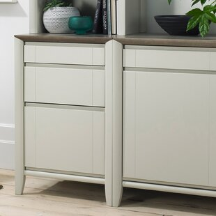 Izzie 3 Drawer Filing Cabinet By August Grove