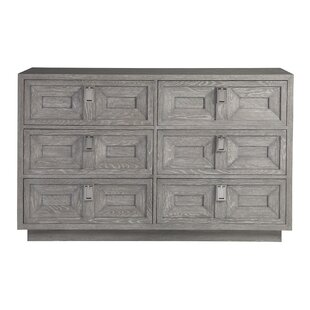 Signature Designs 6 Drawer Double Dresser