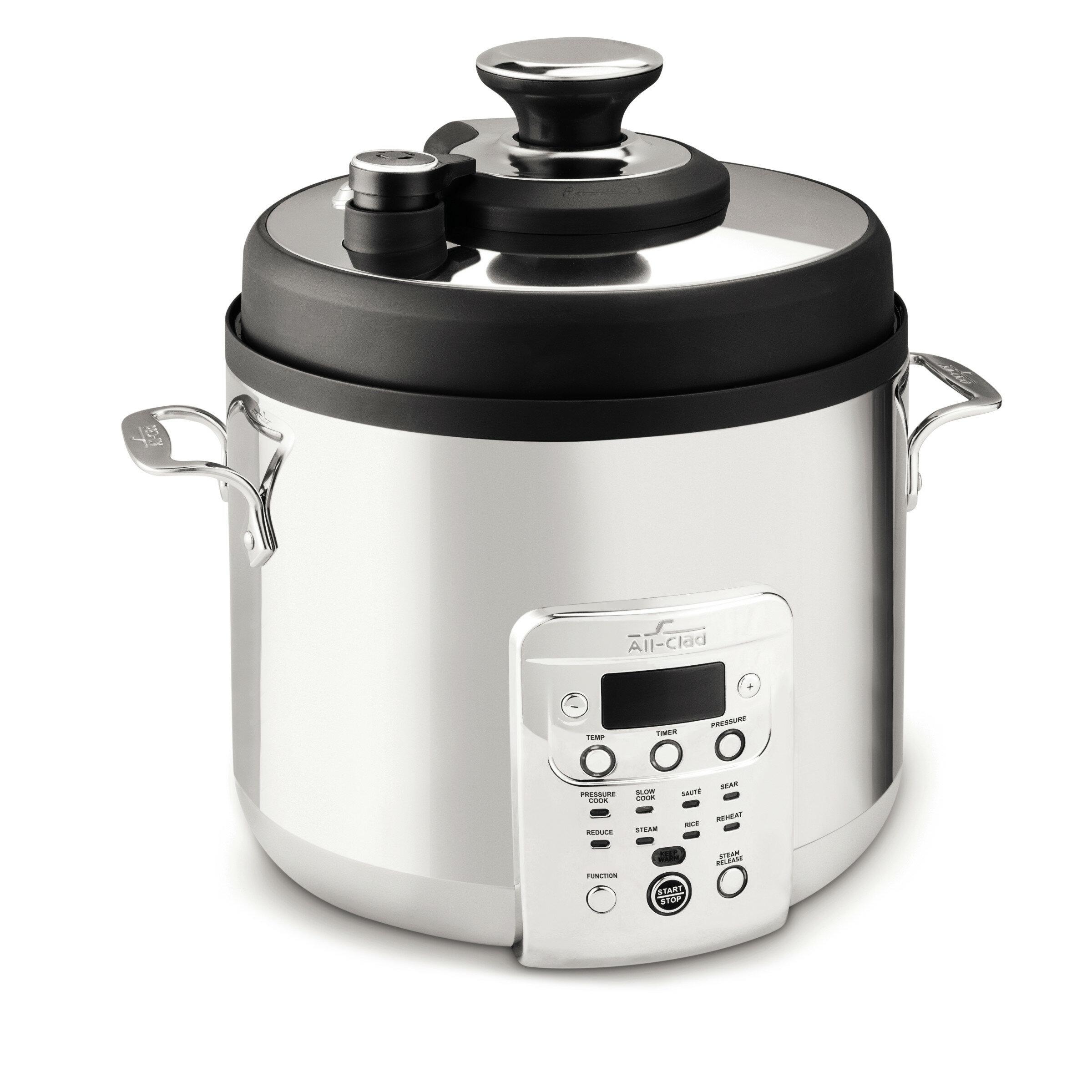 All-Clad Electric Pressure Cooker | Wayfair