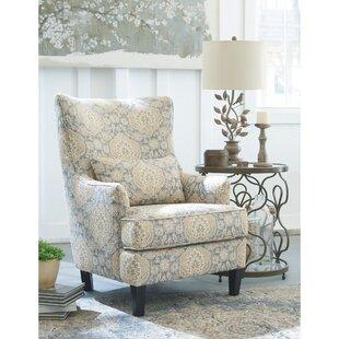 Beckmann Wingback Chair