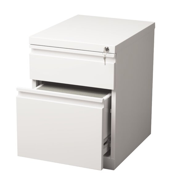 locking filing cabinets you'll love | wayfair black file cabinet with lock
