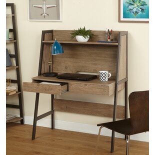 Mcmath Writing Desk With Hutch by Williston Forge Fresh