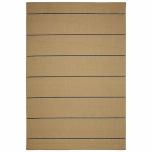 Maja Natural Stripe Indoor/Outdoor Area Rug