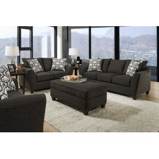 Best Reviews Tyne 4 Piece Living Room Set by Red Barrel Studio Reviews (2019) & Buyer's Guide