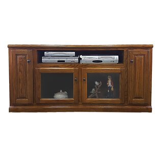 Oak 66 TV Stand by American Heartland