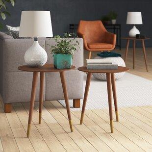 Super Jessa 3 Piece Nesting Tables Spiritservingveterans Wood Chair Design Ideas Spiritservingveteransorg