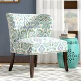 Astonishing Green Ikat Accent Chairs Youll Love In 2019 Wayfair Lamtechconsult Wood Chair Design Ideas Lamtechconsultcom