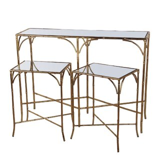 Poulson 3 Piece Nesting Tables