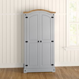 Brecon 2 Door Wardrobe By August Grove