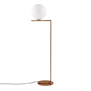 Boggs 63 Floor Lamp By Orren Ellis