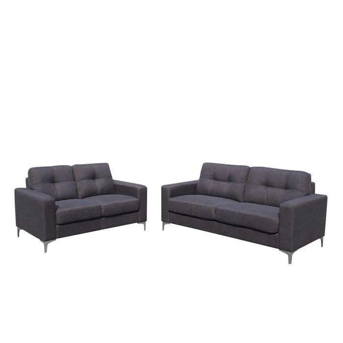 Swell Scythia 2 Piece Sofa Set Ncnpc Chair Design For Home Ncnpcorg