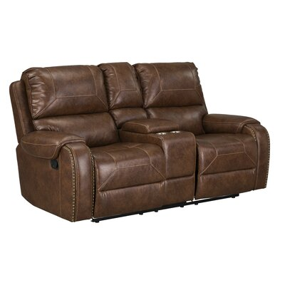 Faux Leather Reclining Sofas You Ll Love In 2019 Wayfair