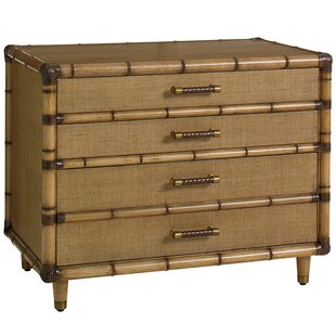 Tommy Bahama Home Twin Palms 3 Drawer Accent Chest