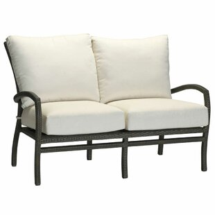 Skye Loveseat with Cushions by Summer Classics