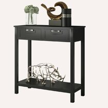 32 Inch Wide Console Table | Wayfair